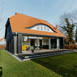 PUR Ostsee Ferienhaus Meer Prerow Darßwald