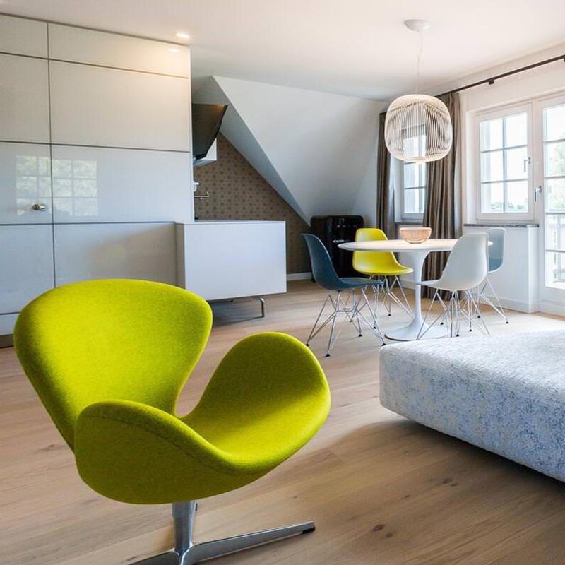 PUR A1 Ostsee Ahrenshoop Ferien Urlaub Apartment