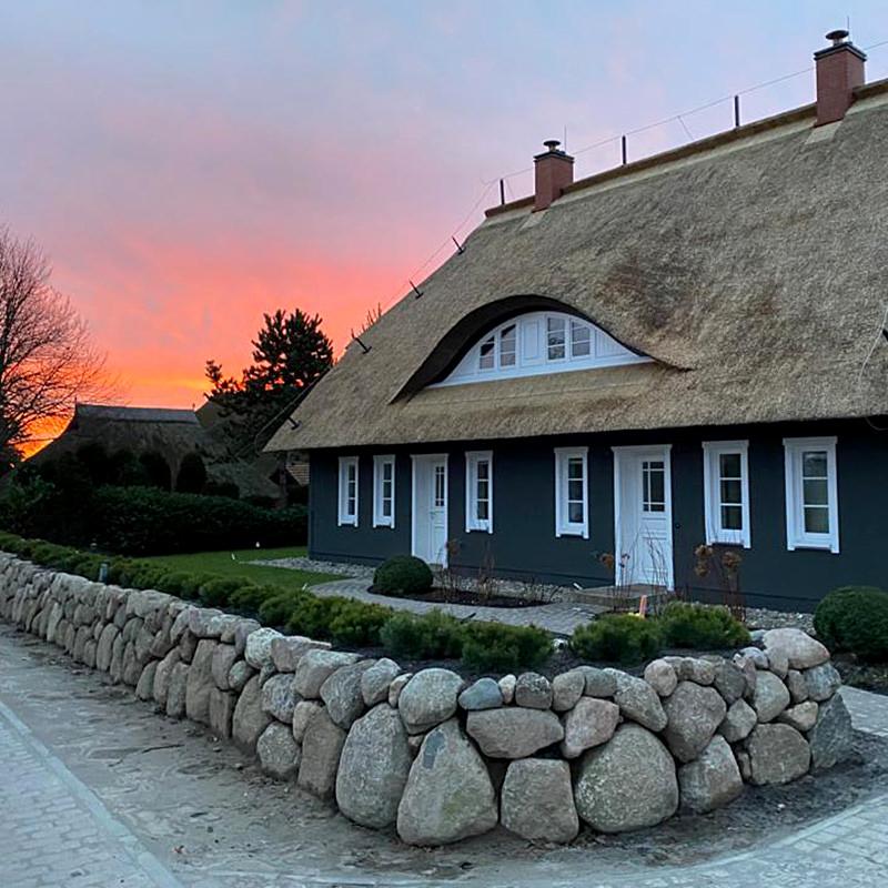 PUR A4 Ostsee Ahrenshoop Ferien Urlaub Haus