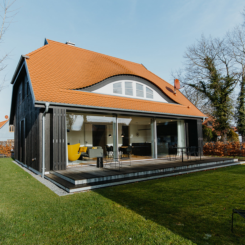PUR Ostsee Ferienhaus Prerow Darss